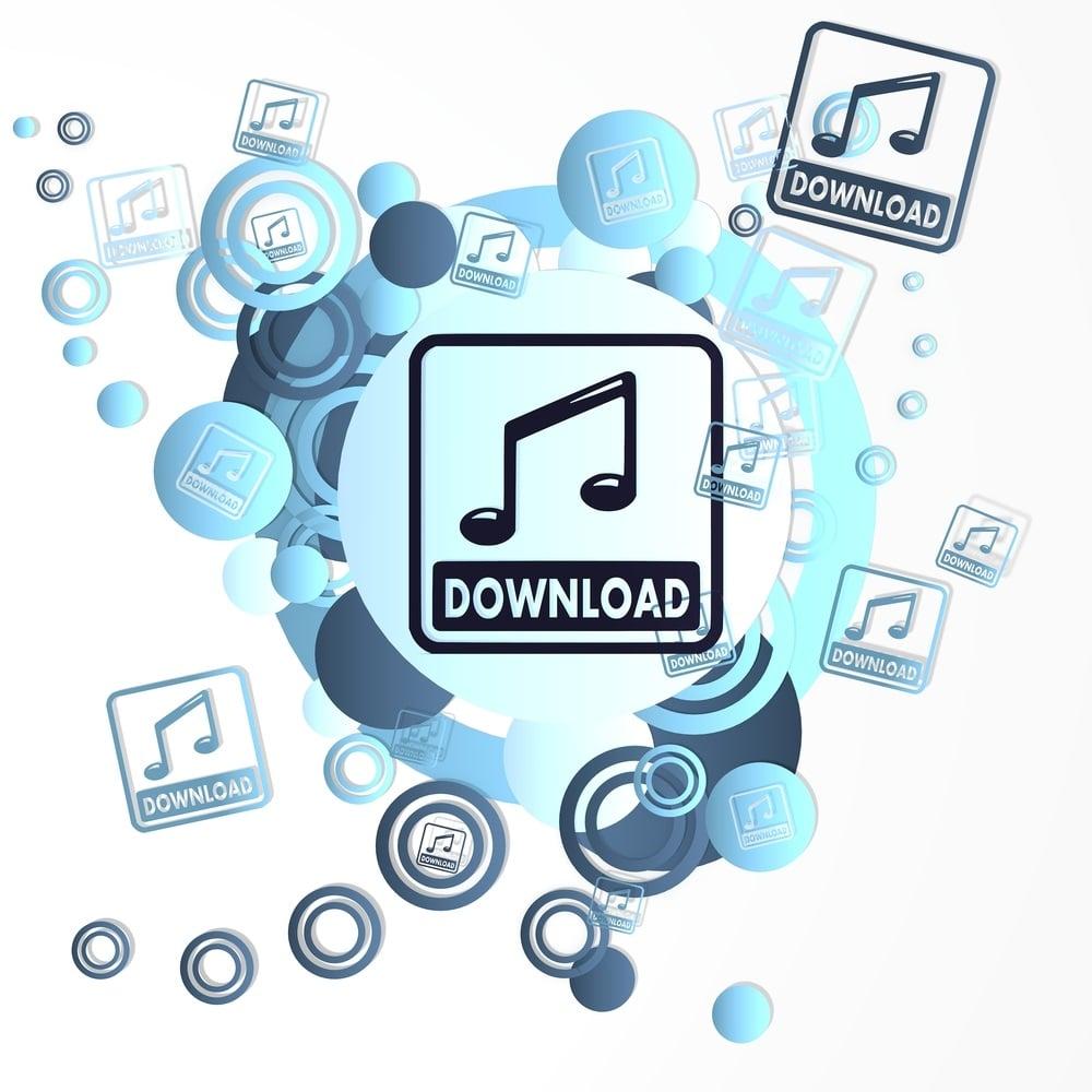Escuchar y Descargar música gratis por internet ¿Negocio?