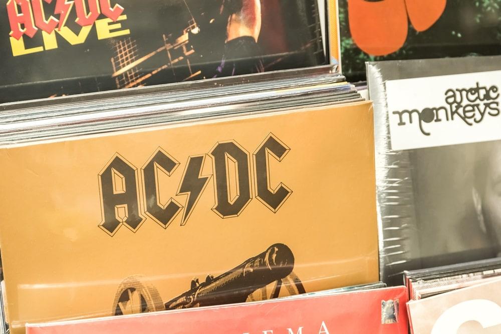 AC/DC Leyendas del Rock and Roll
