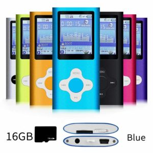 Reproductor de MP3/MP4