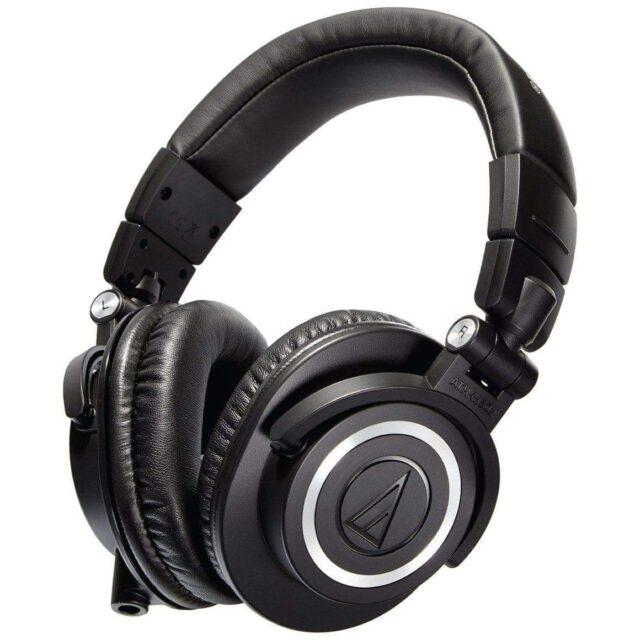 auriculares para escuchar música - Audio-Technica ATH-M50x