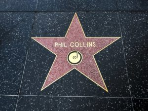 Phil Collins Star