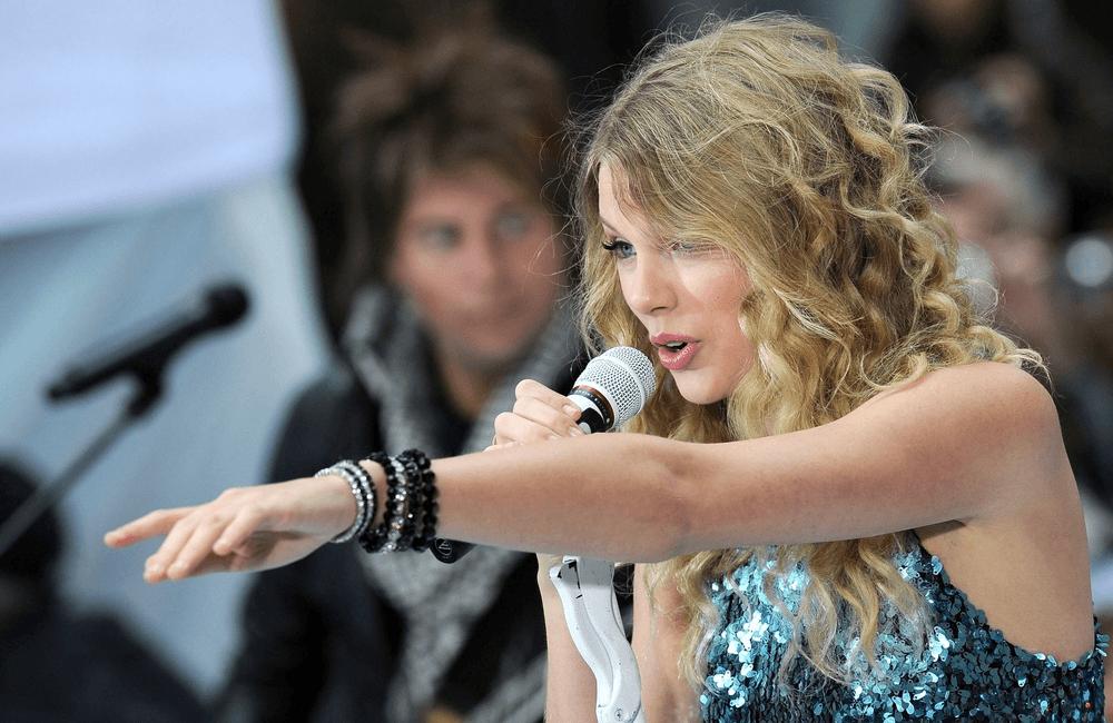 Taylor Swift portada