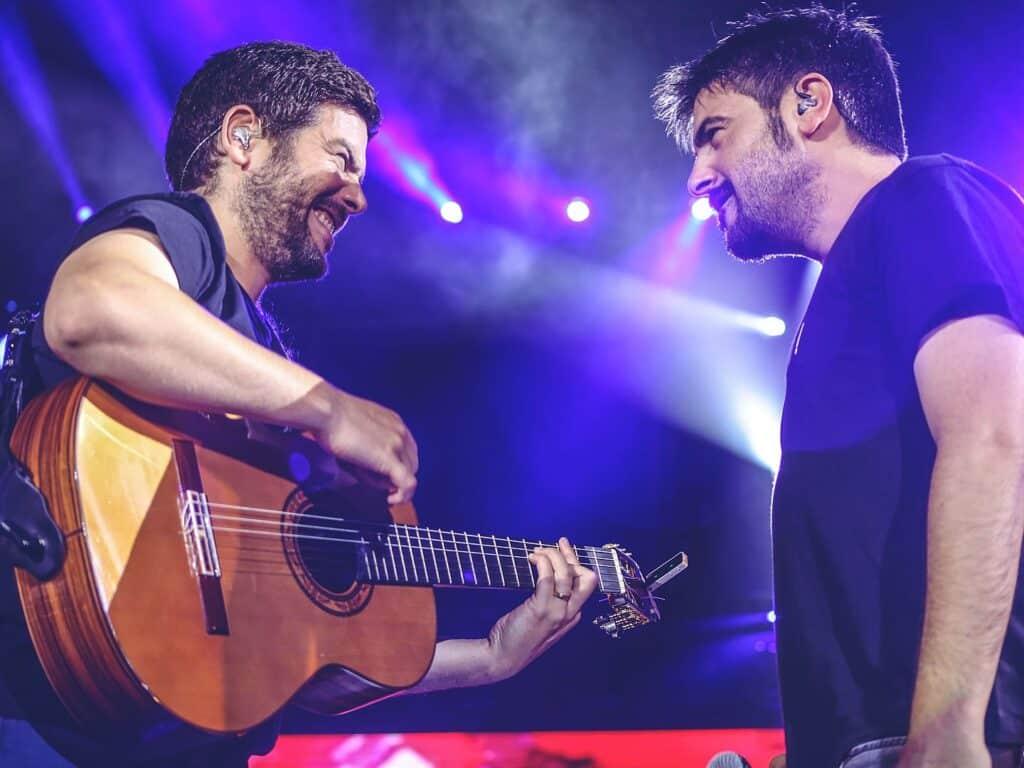 Estopa Los hermanos Muñoz