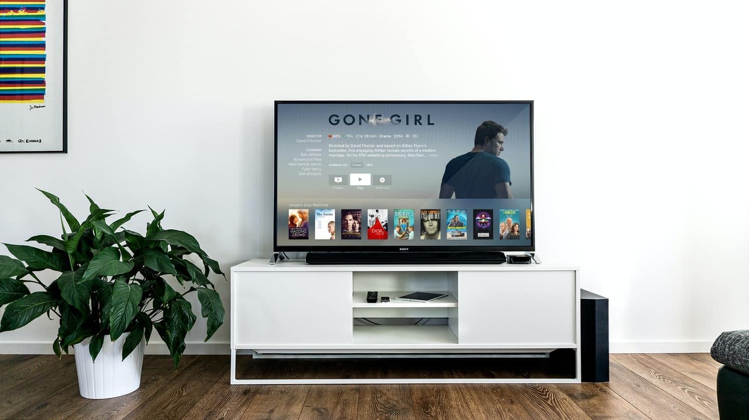 Reproductor o dispositivos para tu sistema de TV