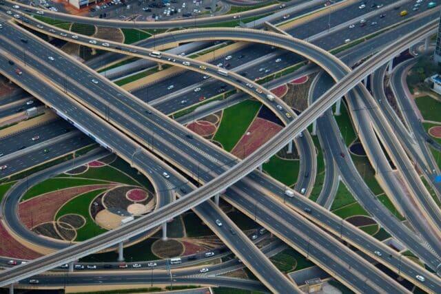 Infraestructuras para el trasporte