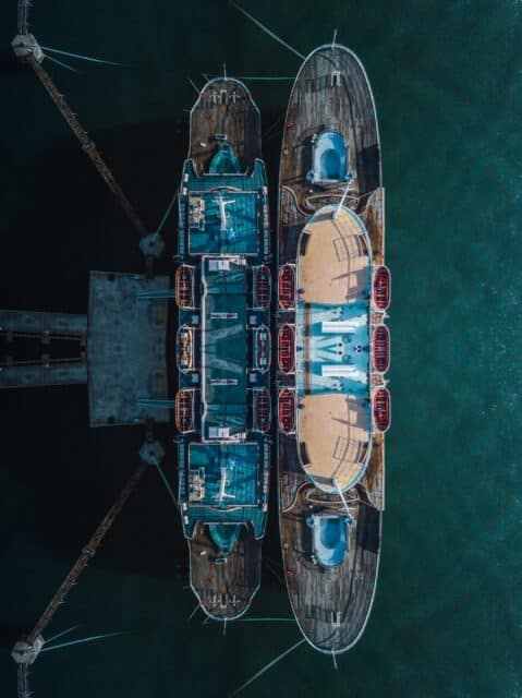 trasporte marítimo