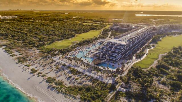 Hoteles 5 Estrellas en Playa Mujeres