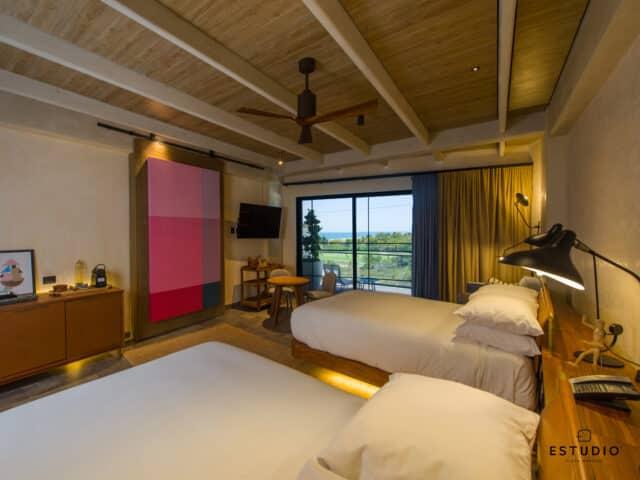 hotel estudio playa mujeres Habitacion Vista Exterior